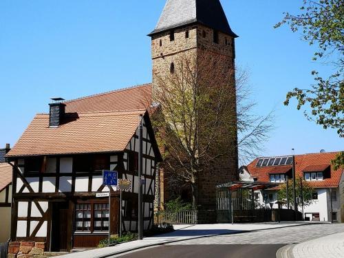Heskem Kirche