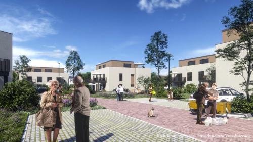 Generationenpark Heskem -Mehrfamilienhäuser