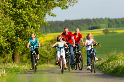 Radfahren im Ebsdorfergrund