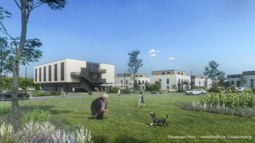 Generationenpark  Heskem - Zentrum